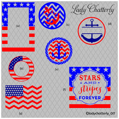 Image July 4th Vinyl Decal