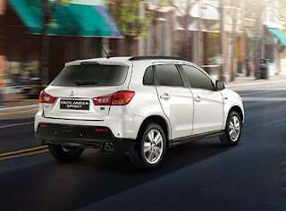 model gambar outlander sport 2013