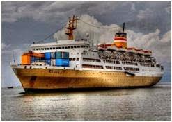 Jasa Pengiriman Barang Via Kapal Cepat