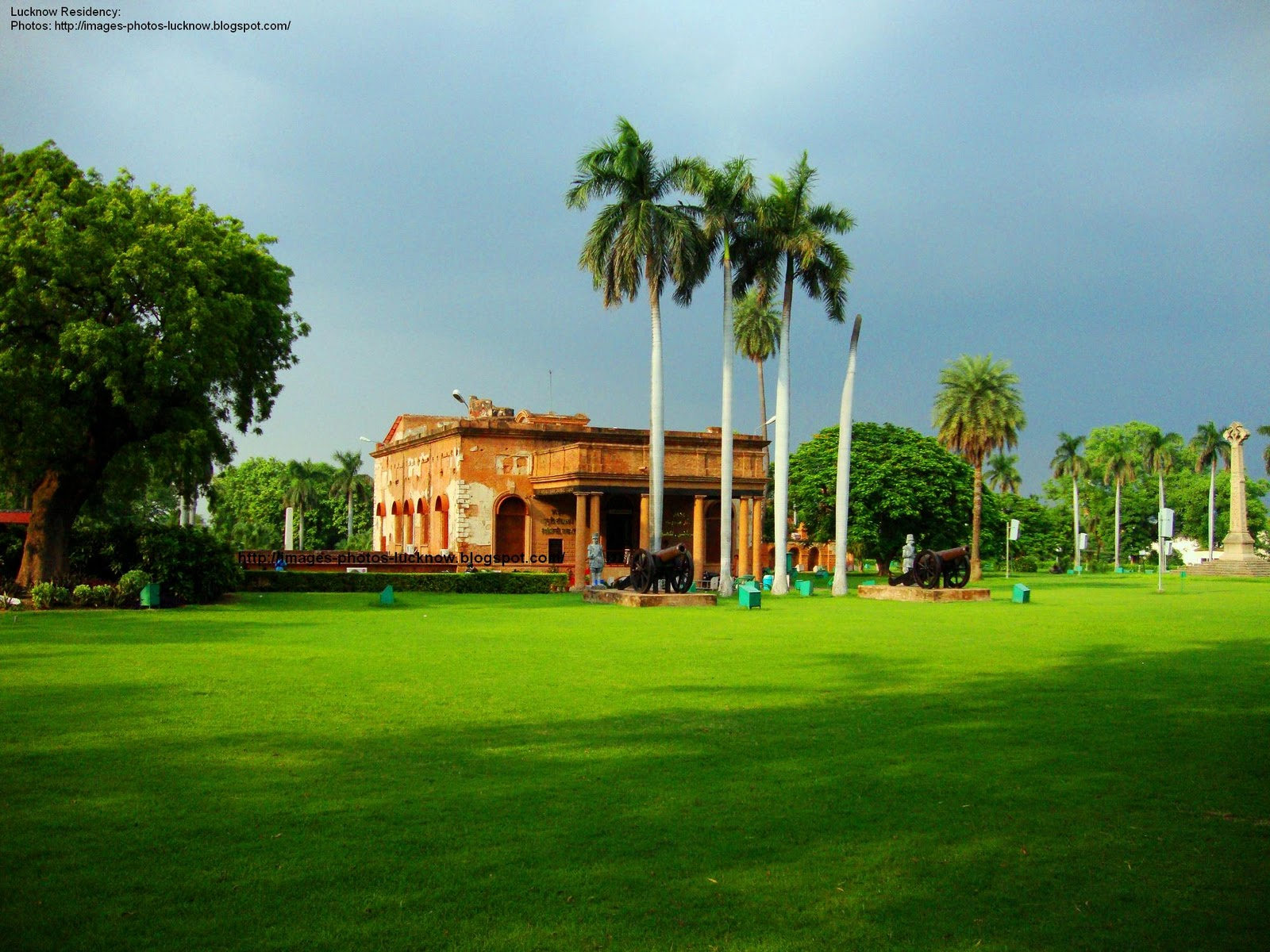 Lucknow Photos Pictures Images Residency In Lucknow Photos Images