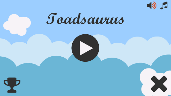 Toadsaurus by Wombat Games