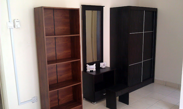 peralatan, perabot, kelengkapan baru