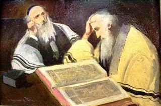 Rabino pensando