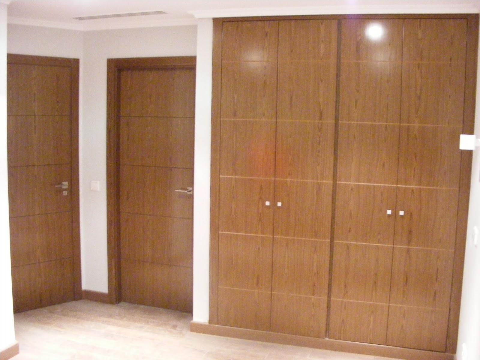 Armarios vestidores puertas y tarimas ejemplos de - Armarios para exteriores ...