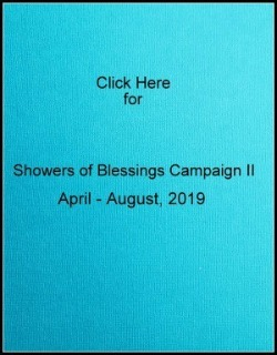 Showers of Blessings Campaign II