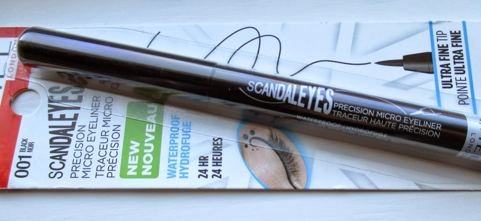 Scandal Eyes Micro Eye Liner by Rimmel
