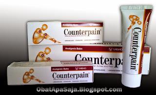 Counterpain Cream Pereda Nyeri Sendi