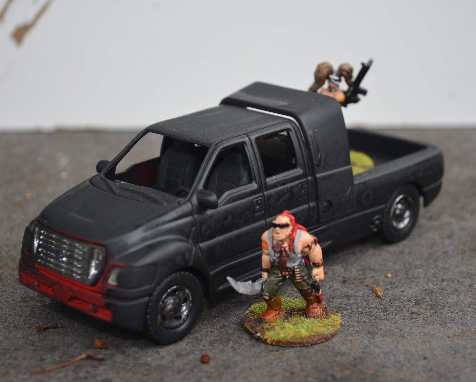 Shed Wars Mad Max Motor Mayhem