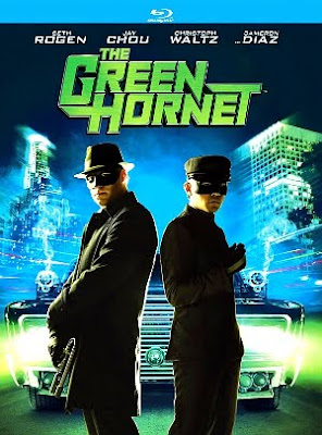 Filme Poster Besouro Verde