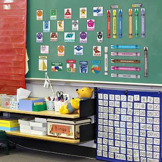 giveaway, classroom calendar