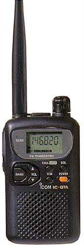 Icom IC Q7A