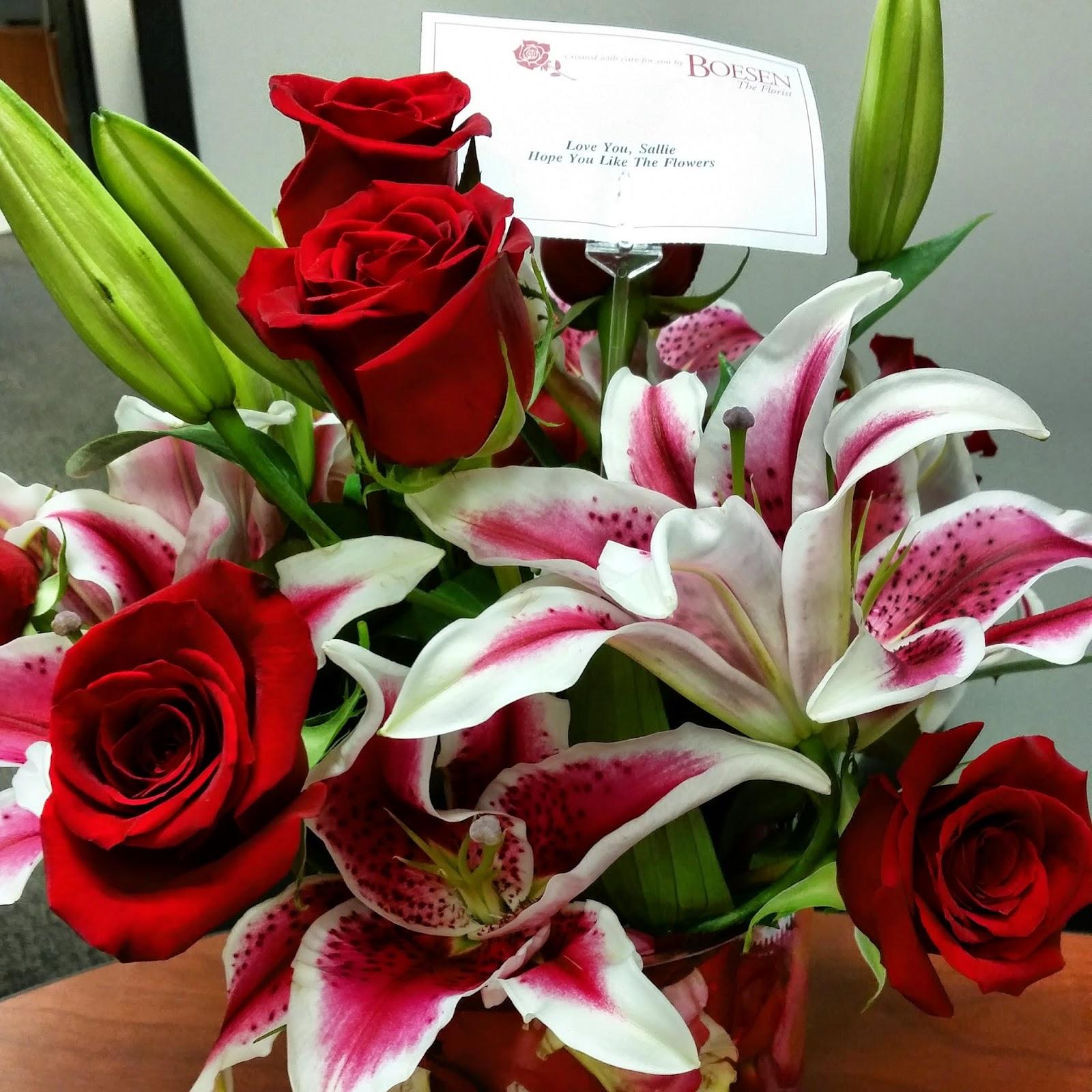 Sending My Love....{Happy Valentineu0027s Day!}