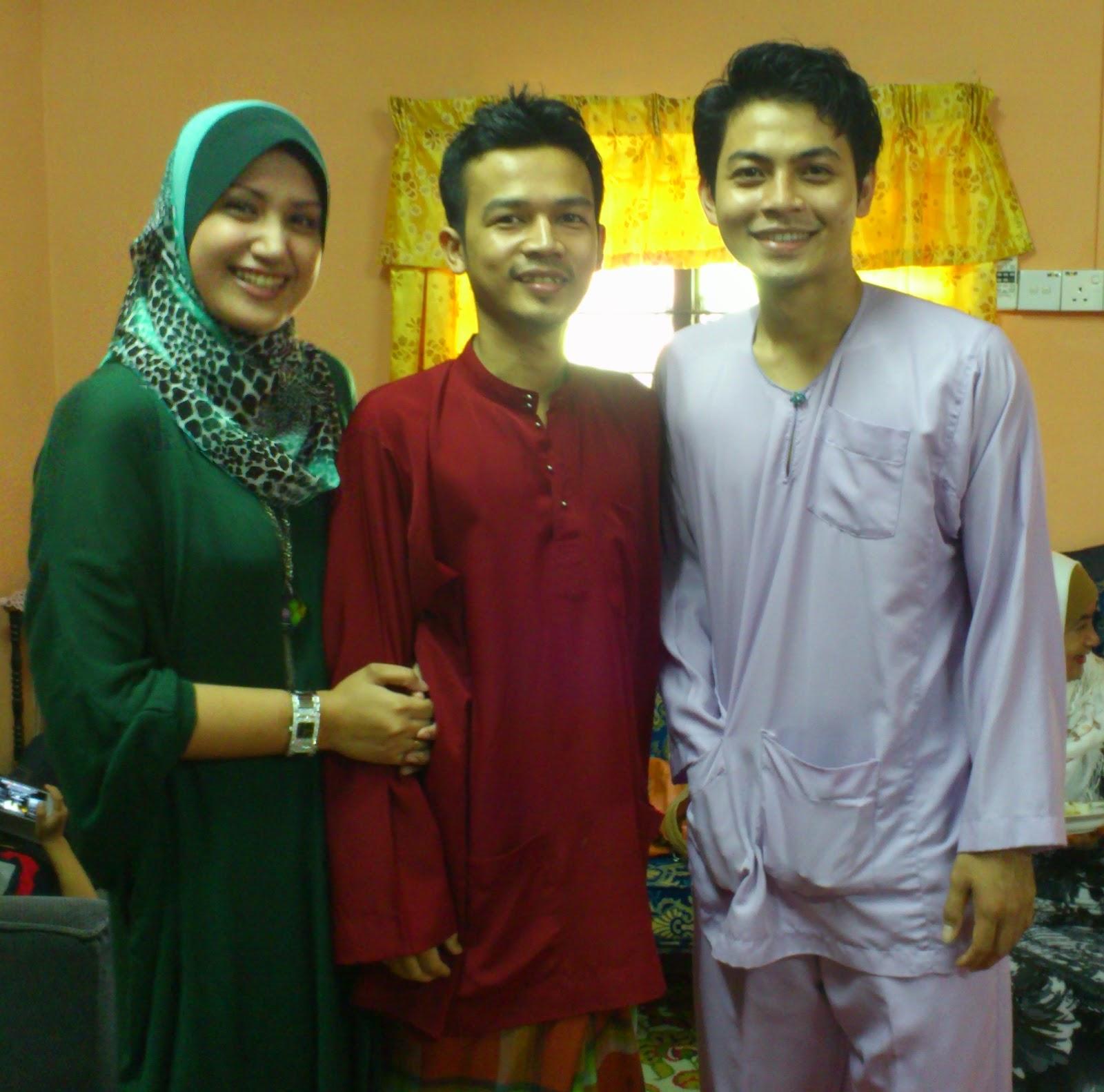 Hari Raya with Izzue Islam