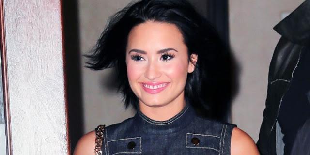 Demi Lovato est une vraie source d'inspiration pour l'un de ses danseurs !