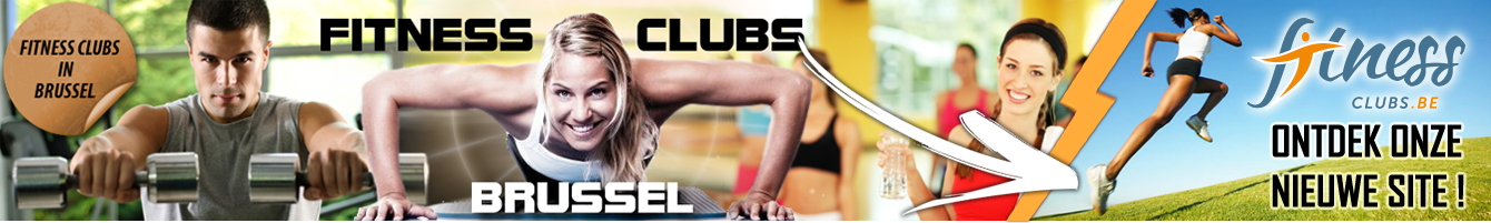 FITNESS CLUBS IN BRUSSEL