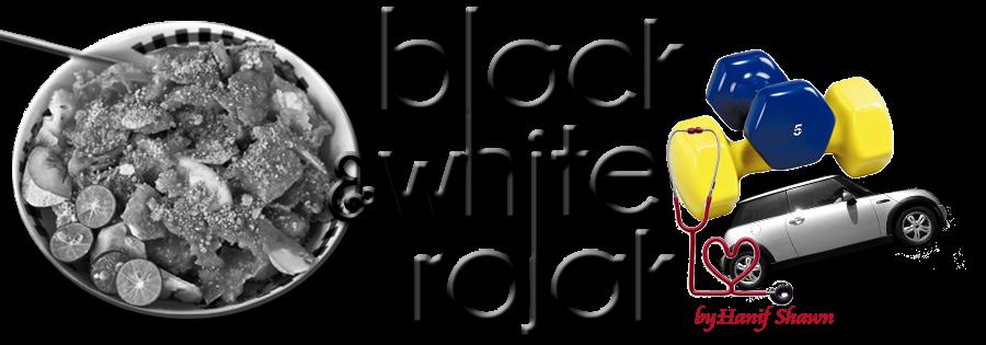 Black And White Rojak