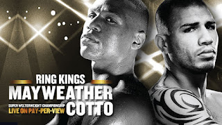 Watch Mayweather vs Cotto Live