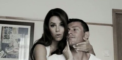 Eva Longoria For Happy Valentine's Day L'Oreal Man ad