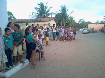 Missão em Bom Fim marca Dia Mundial das Missões em Serrinha/RN