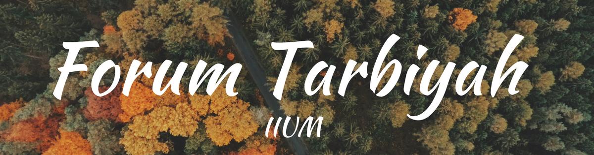 Forum Tarbiyah
