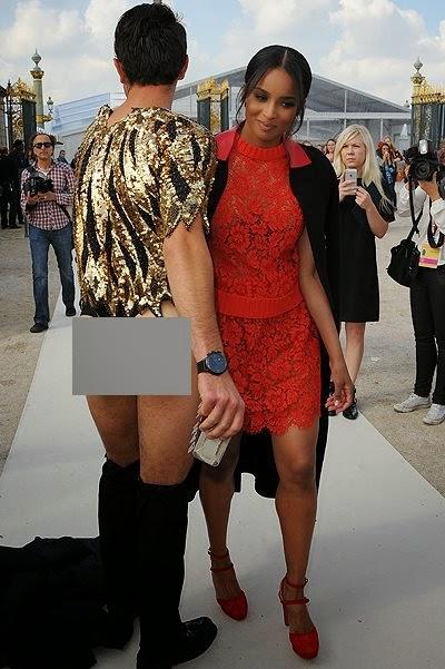 Vitaly Sedyuk and Ciara scandal photo