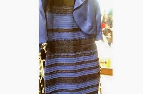 """فستان """"غريب"""" يثير الجدل بسبب لونه"""