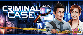 Criminal Case cheats hack bonus free gift reward links guide logo