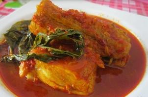 Resep Ikan Tongkol Asam Pedas
