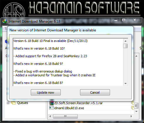 Download Internet Download Manager ( IDM ) 6.18 Build 10 Final Full