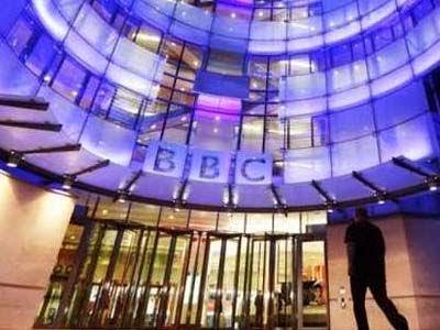 Hacker takes over BBC server