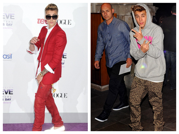 Justin Bieber: Wish Him Good Luck in 2014