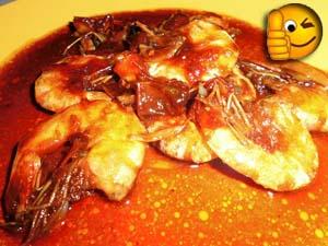 Resep Masakan Tumis Udang