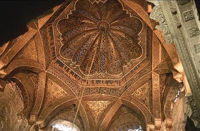 Masjid Cordoba, Moschee La Mozquita, Kuppel