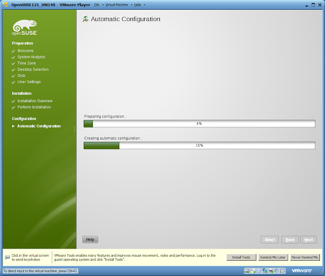 Opensuse Wallpaper: At Work With Linux: OpenSUSE 12.1 And VMware Player 4.0.1