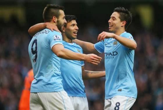 Prediksi Manchester City vs Barcelona � Liga Champions 19 Februari 2014