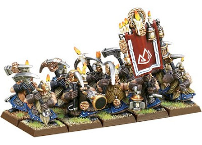 Dwarf Miners Unit photo