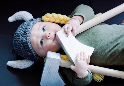Baby Olaf LOL Cosplay