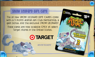 My Animal Jam Blog