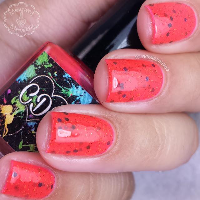 CDB Lacquer - Fresh Watermelon