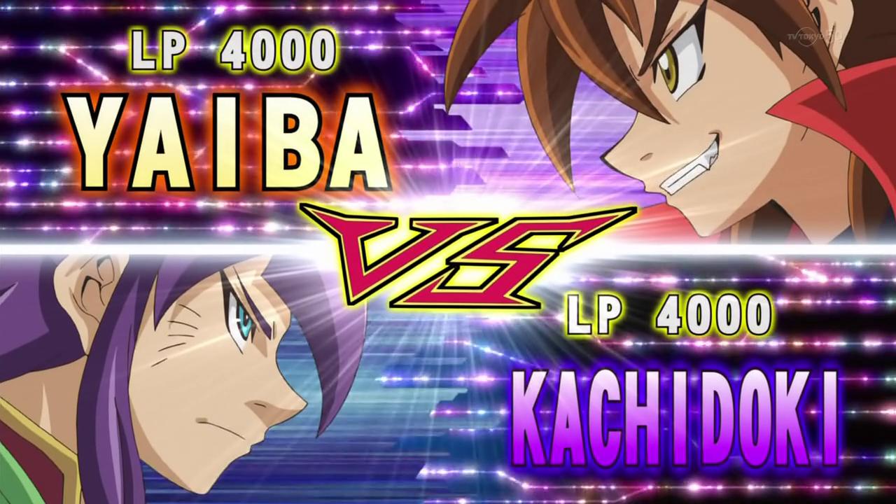 Yu-Gi-Oh! ARC-V Episódio 38 Legendado