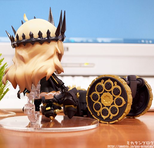 Welovetoys: News: Nendoroid Chariot With Mary (Tank) Set