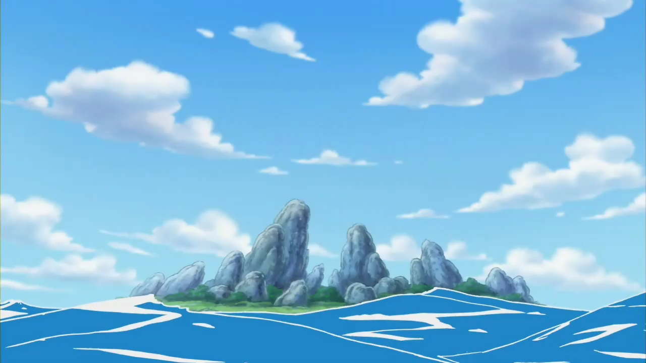 Sea Rocks BananaroIsland