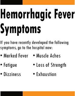 Haemorragic Fever Killed 4 Children of One Alhaji In Kebbi