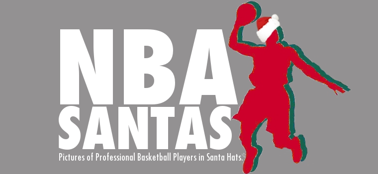 NBA Santas