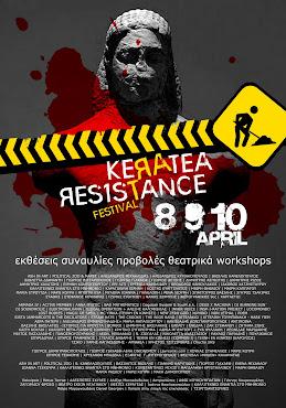 Keratea Art Resistance Festival
