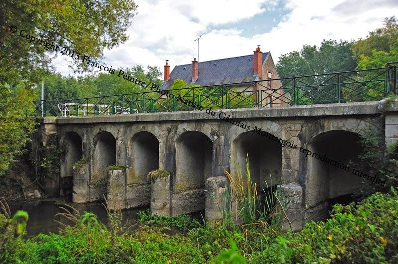Pont canal de Lorroy