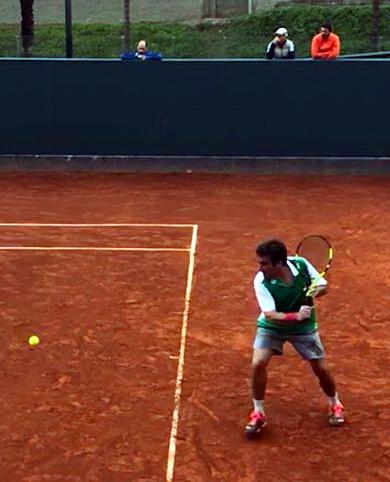 """ITF SENIORS GRADO """"A"""" - PERU - SIGUE LA ARMADA"""