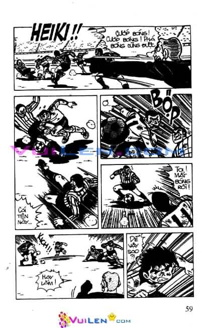 Jindodinho - Đường Dẫn Đến Khung Thành III  Tập 10 page 59 Congtruyen24h