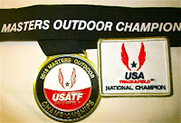 2016 National Champion USATF M55 outdoor 400m