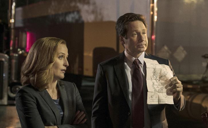 The X-Files - Mulder & Scully Meet the Were-Monster - Advance Preview